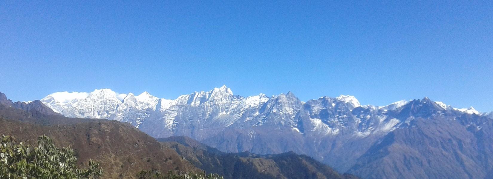 Lower Everest Dudhkunda Trek