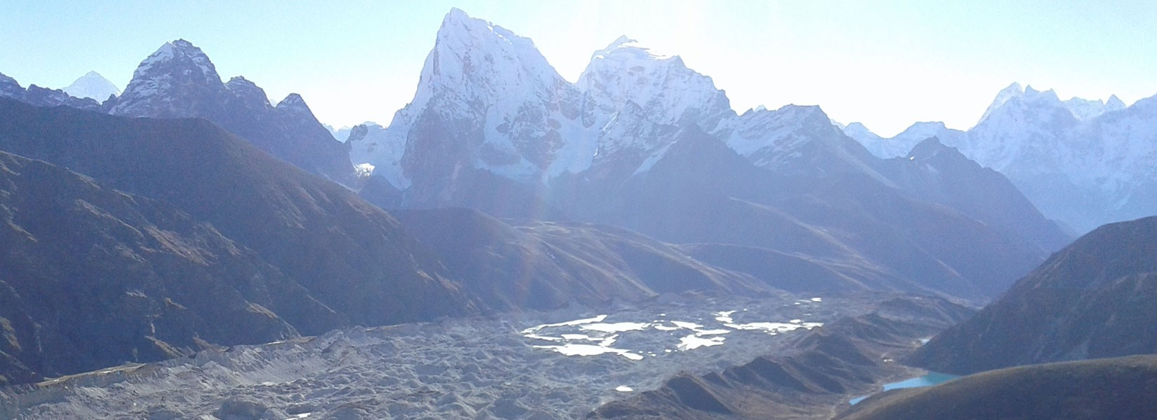 Gokyo Cho La Pass Everest Base Camp Trek