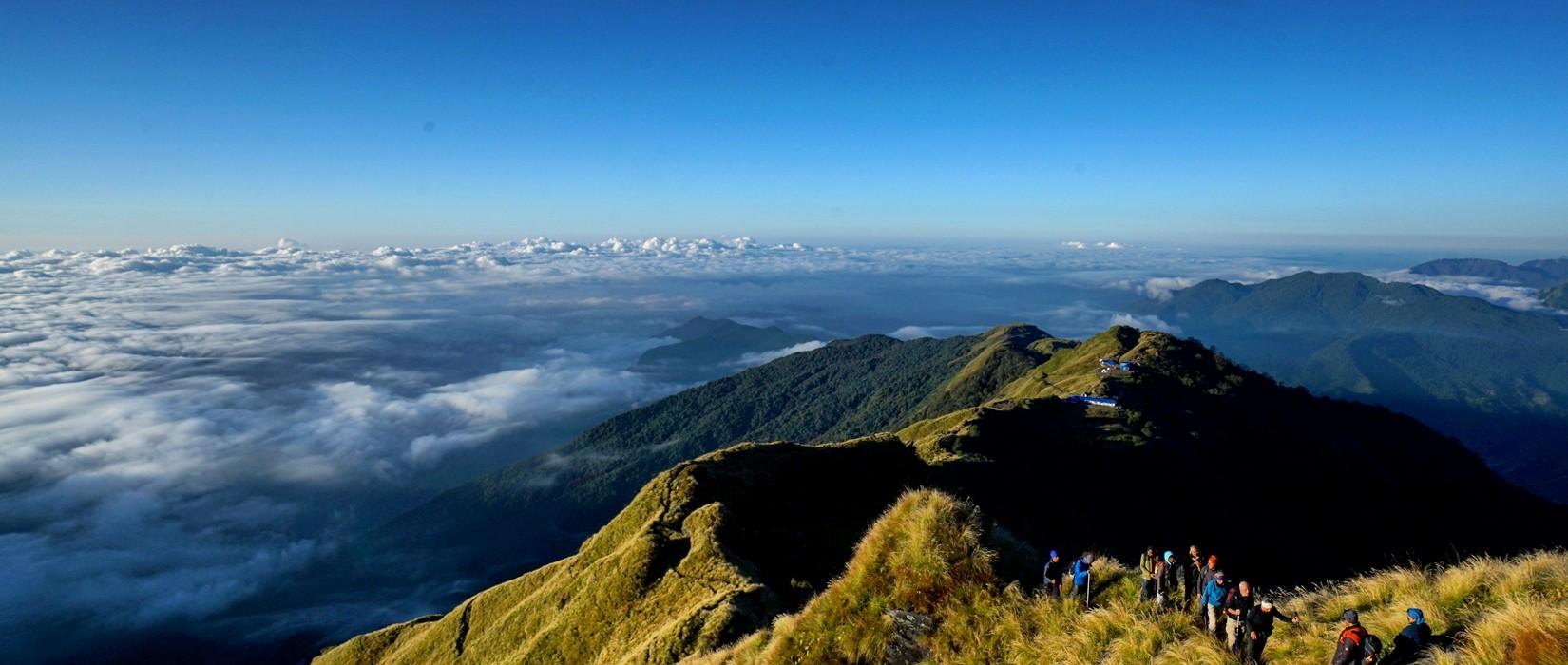 Mount Mardi Himal